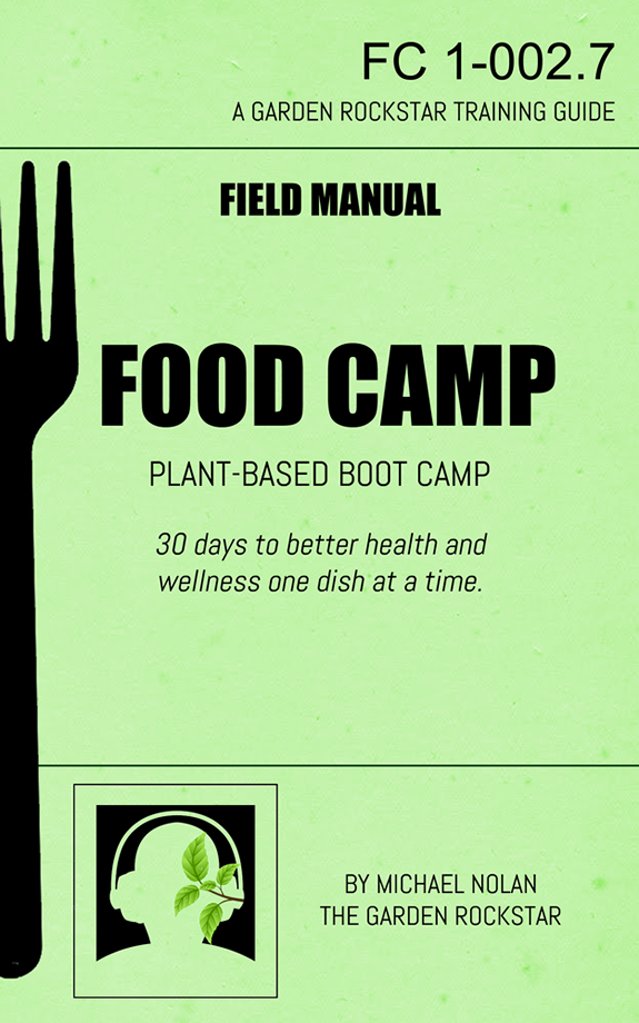 Food Camp 2 - Plant Based Boot Camp