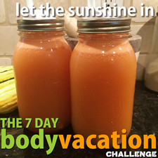 Let The Sunshine In Juice