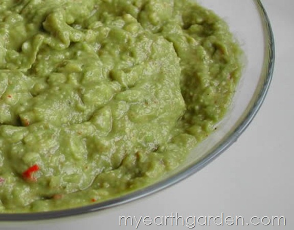 Gone Frugal Guacamole