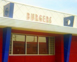 My Earth Garden: Burger Joint