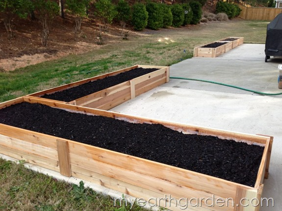 Michael Nolan's Raised Bed Patio Design Plan 2013