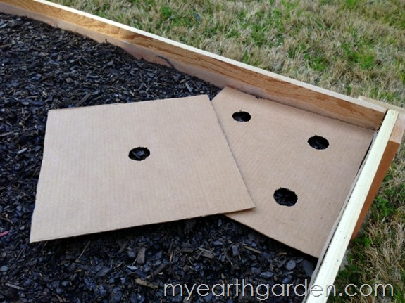 Michael Nolan&#39;s Square Foot Gardening Templates