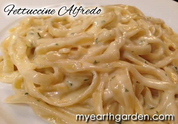 Make Your Own Fettucine Alfredo